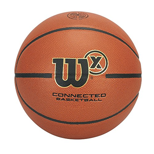 Find Cheap Wilson X Connected Smart Basketball with Sensor That Tracks Shots