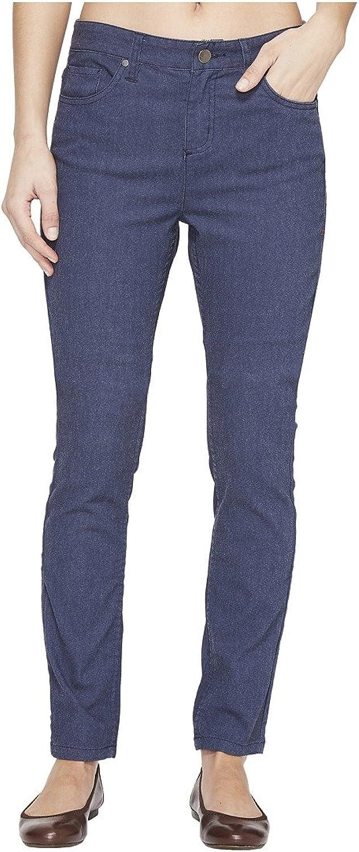 Toad&Co Women's Lola Slim Jean Deep Navy Size 14 (33.5)
