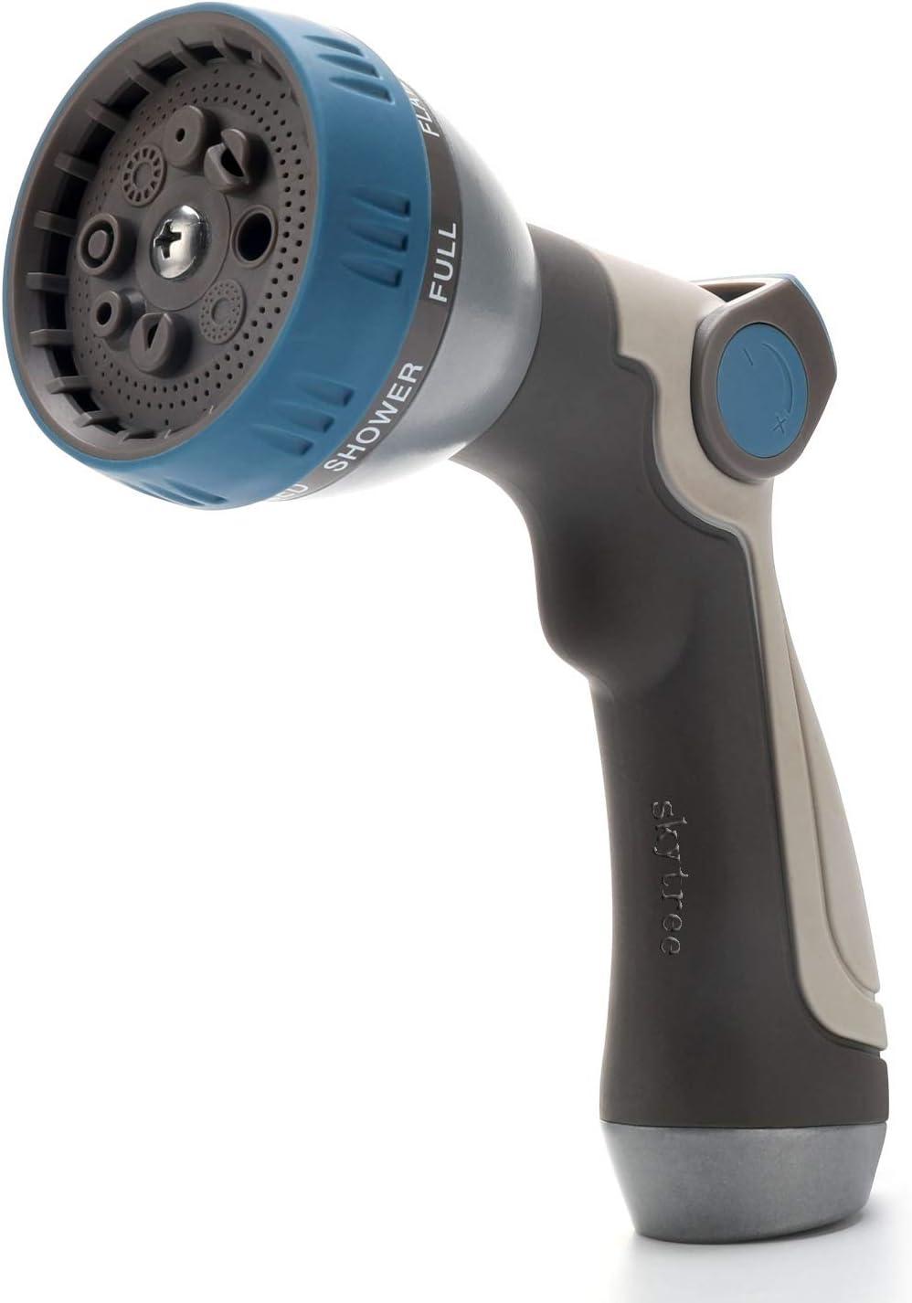 Hose Challenge the lowest price Nozzle Garden 100% quality warranty Metal Spray Patterns High Pressure 8