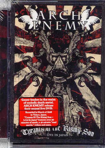 ARCH ENEMY TYRANTS OF THE RISING SUN LIVE IN JAPAN