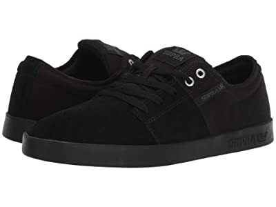 Supra Stacks II (Black) Men