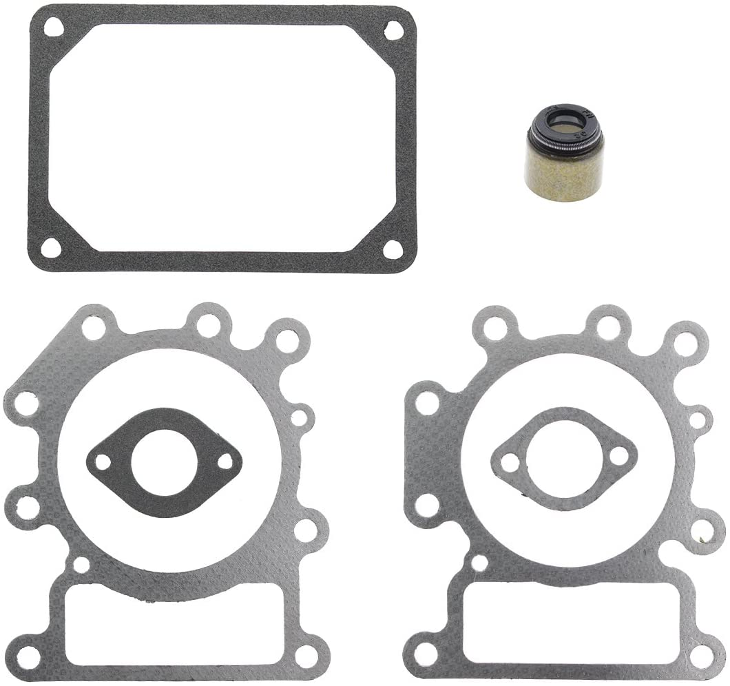 Goodeal Valve Gasket Kit Opening large release sale Compatible Stratton with 794152 Time sale Briggs