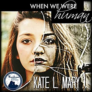 When We Were Human audiobook cover art