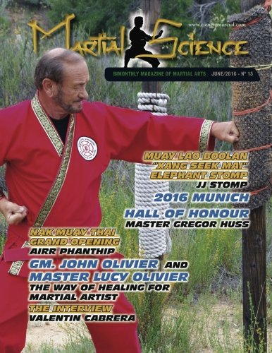 Martial Science Magazine June 2016 (Volume 15)