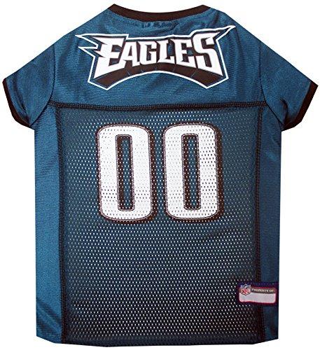 NFL PHILADELPHIA EAGLES DOG Jersey, X-Small