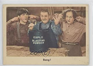 Bang! COMC REVIEWED Good to VG-EX (Trading Card) 1959 Fleer The 3 Stooges - [Base] #73