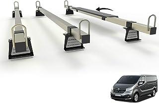 Barres de toit Alu RENAULT CLIO II De 1998 Jusqu/à 2005 5 Portes