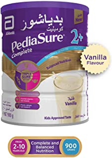 Pediasure Complete 2+ Vanilla 900 Gm(Pack of 1)