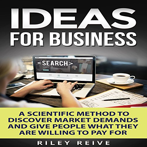 Ideas for Business audiobook cover art