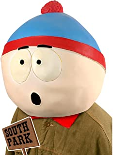 Adult Stan South Park Costume Mask