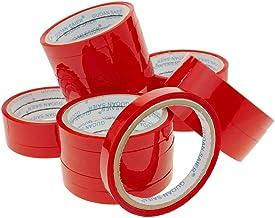 PrimeMatik - Cinta Adhesiva roja para precintadora Cierra