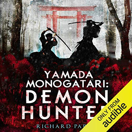 Yamada Monogatari: Demon Hunter audiobook cover art