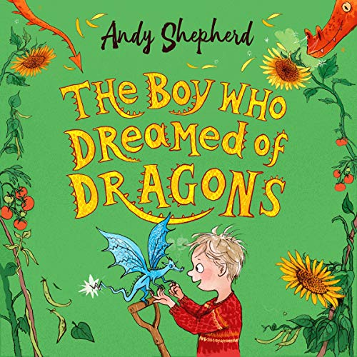 The Boy Who Dreamed of Dragons cover art