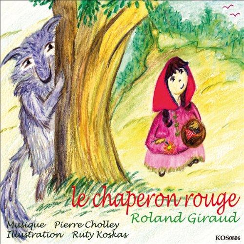Le chaperon rouge  audiobook cover art