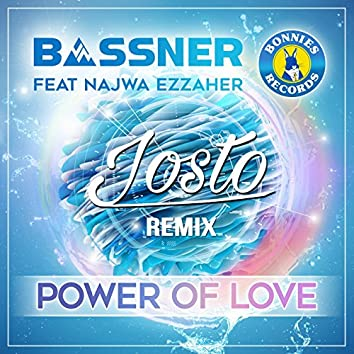 Power of Love (Extended Edit) [feat. Najwa Ezzaher & Josto]