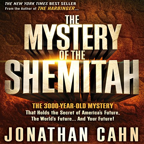 The Mystery of Shemitah audiobook cover art