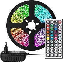 GHC LED Gloeilampen RGB LED Strip Light 2835/5050 SMD Flexibele Lint Fita LED Light Strip RGB 5M 10 M Tape Diode DC 12V Af...