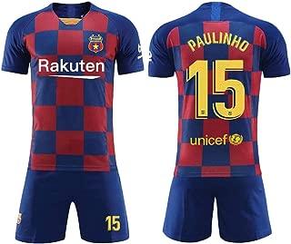 Soccer Kits Custom Soccer Jersey & Shorts 19-20 New Season Personalized Football Jersey for Kids Adult Boys Custom Name