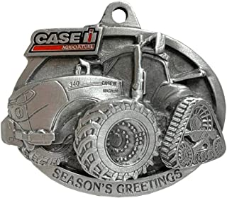 Case IH 2019 Limited Edition 340 Magnum on Tracks Christmas Ornament ZJD626