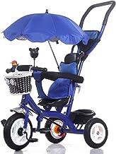 Carritos y sillas de Paseo Coche para niños, Carro de 1-5 años, Cochecito de bebé, Coche de Juguete para niños Bebé Sillas de Paseo (Color : D)