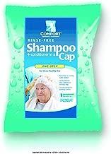 Comfort Bath Rinse-Free Shampoo and Conditioner Cap, Comfort Bath Shampoo Cap, (1 CASE, 40 EACH)