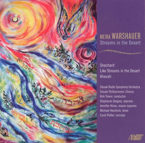 Warshauer : Streams in the Desert