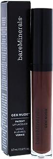 bareMinerals Gen Nude Patent Lip Lacquer - Savage, 3.7 ml