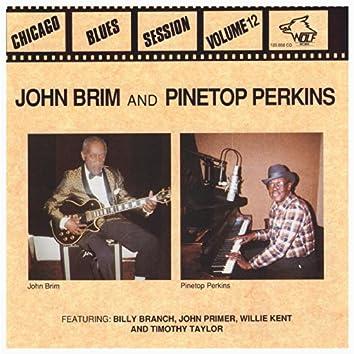 Chicago Blues Session, Vol. 12