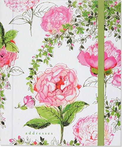 Lg Addr Bk Rose Garden