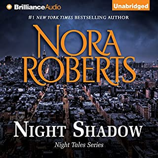 Night Shadow audiobook cover art