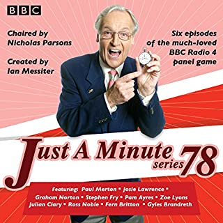 Just a Minute: Series 78 cover art
