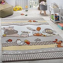 Wunderschöne Teppiche mit tollen Motiven fürs Kinderzimmer 2019