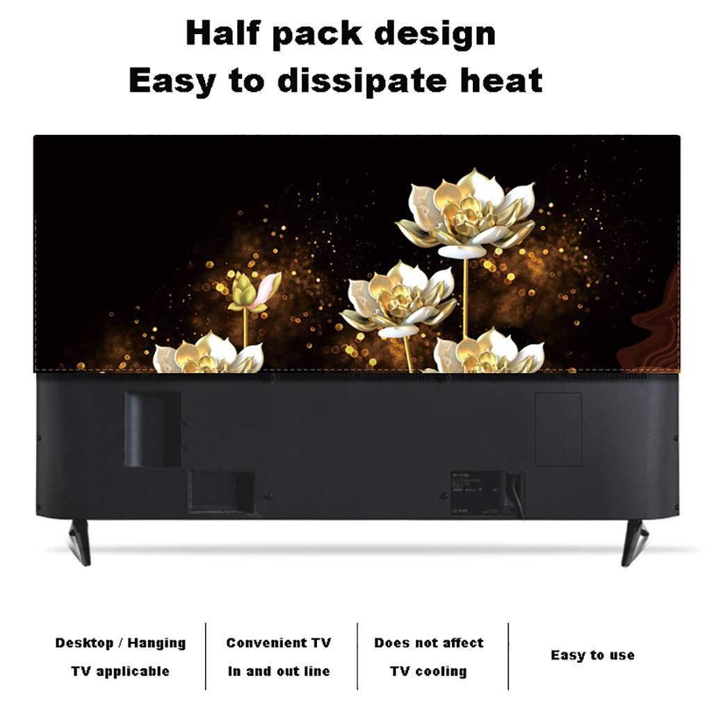 HBLZG Cubierta de TV LCD Decoración de Accesorios de TV para ...