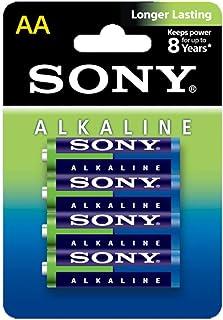 48 PCS AA Battery Sony Alkaline