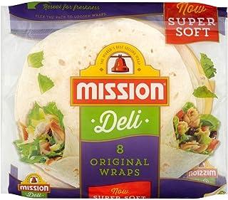 Mission Original Deli Wraps (8 per Pack) - Pack of 6