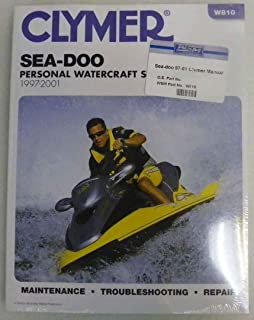1998 seadoo gtx parts manual