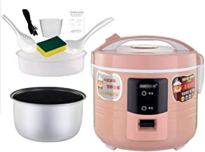 Rice cooker (2L-5L) Intelligent thermal insulation for home use Multifunctional non-stick cooker Small appliances with ste...