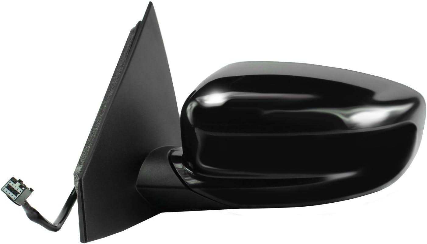 Fit System Driver Side Mirror Max 61% OFF for P Textured Elegant Black Dodge Dart w
