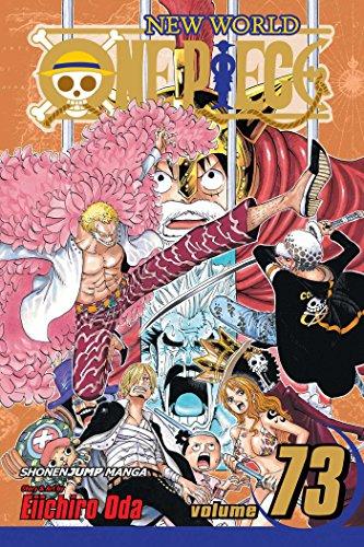 One Piece 73 [Lingua Inglese]: Operation Dressrosa S.O.P.