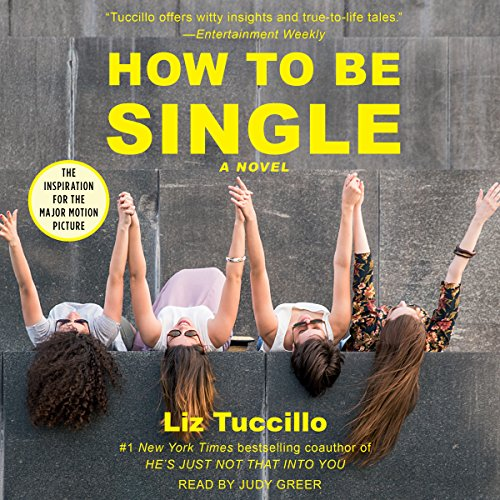 How to Be Single audiobook cover art