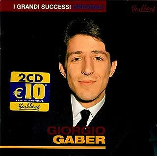 Le Canzoni Di by Giorgio Gaber (1999-05-31)