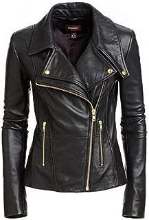 Best doma leather moto biker jacket in black Reviews