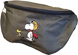 スヌーピー 【SNOOPY】 SNOOPY Embroidery Body Bag(FLYING ACE)