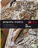 Geografia i història. 2 ESO. Saba  - Pack de 3 libros - 9788467587395