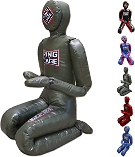 Ring to Cage Deluxe MMA Grappling/Jiu Jitsu/Ground & Pound Dummy 3.0 - Youth or Adult