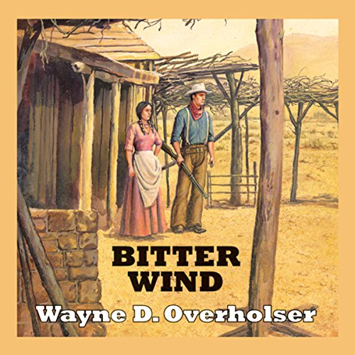 Bitter Wind audiobook cover art