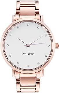 WRISTOLOGY Olivia - 5 Options - Womens Crystal Rose Gold Watch