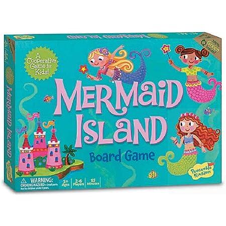 MindWare 子供向け 協力型 ボードゲーム マーメイドアイランド GM107 正規品
