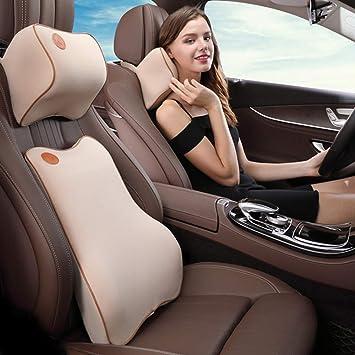 AUTO-P Auto-Kopfst/ütze Nackenkissen Sitzkissen Bez/üge f/ür Audi Sline A3 A4L A4 A5 A6L A7 A8L Q3 Q5 Q7 TT S3 S5 S7 A4 B6 A6 C5 A4 B8