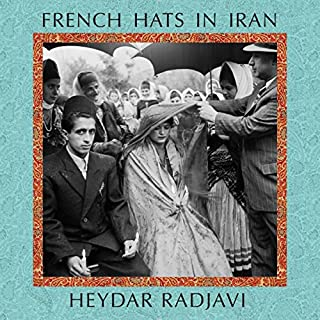 French Hats in Iran audiobook cover art